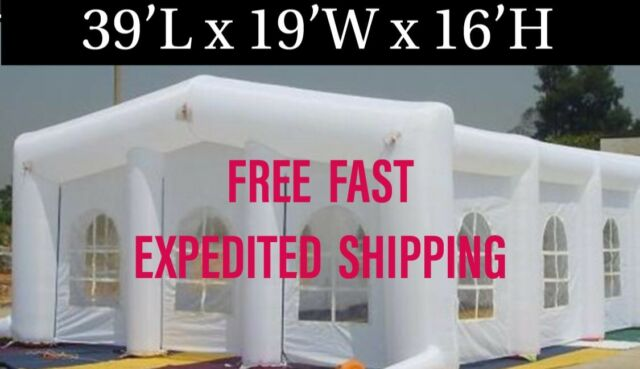 Wedding Special Events Inflatable 26/'L x 13/'W x 13/'H Event Tent Party