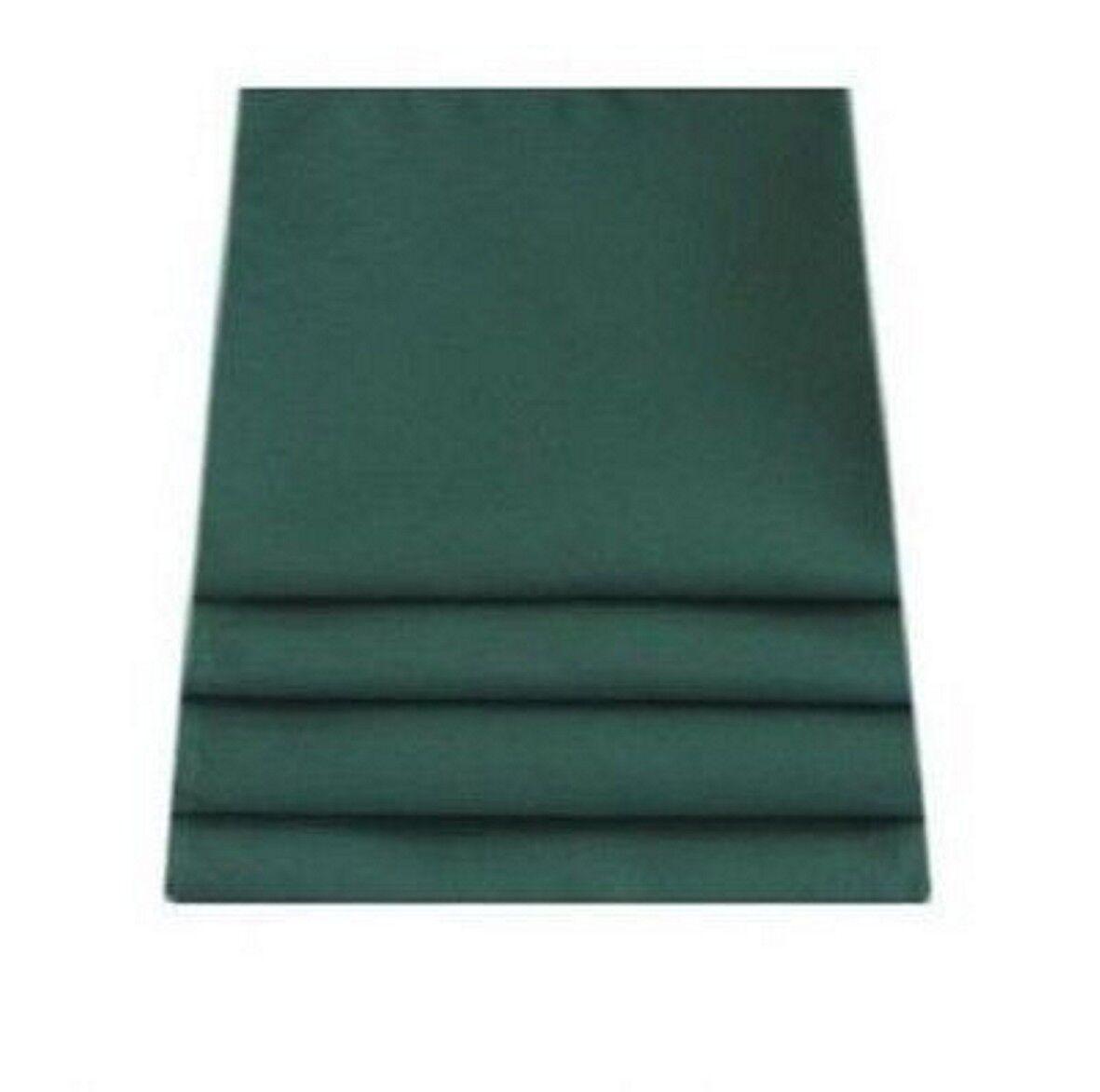 Large Forest Green Napkins - Resturant Quality 51cm Square