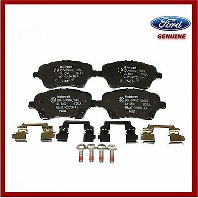 Genuine Ford Fiesta ST 2013-2017 Rear Brake Discs /& Pads