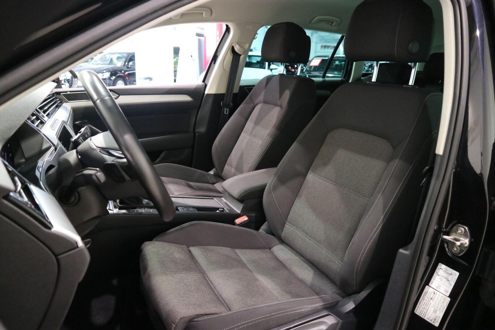 VW Passat 1,4 TSi 150 Comfortline Premium Variant DSG - billede 12
