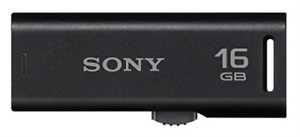 Sony Microvault R-Series 16Gb Black Usm16Gr NEU