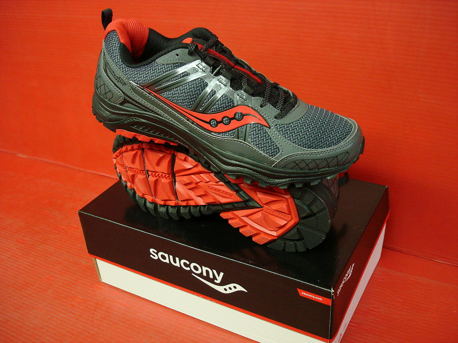 SAUCONY GRID EXCURSION TR10 RUNNING  Herren RUNNING TR10 S25301 82c274