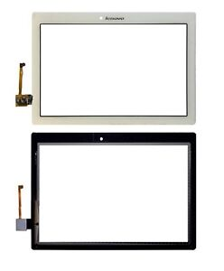 New Lenovo TAB 2 A10-70 A10-70F A10-70L Tablet Touch Screen Digitizer White