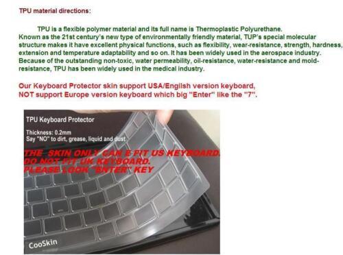 TPU Keyboard Protector Fit Dell Latitude E6420 E6320 E5430 E6330 E6440 E6300