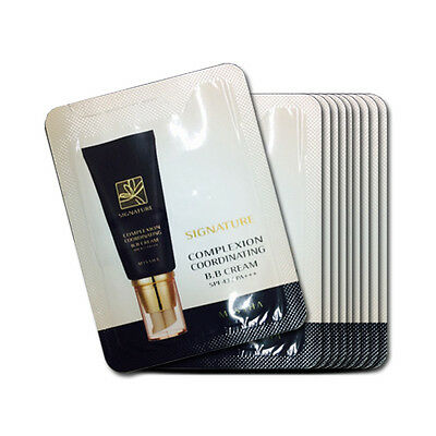 [MISSHA] Signature Complexion Coordinating BB Cream Samples (New) - 10pcs #Beige