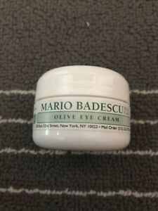 Details About New Mario Badescu Olive Eye Cream For Dry Sensitive Skin Types 14ml Eye