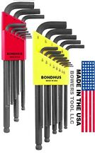 12mm Hex End Long Arm L-Wrench with ProGuard™ Finish Bondhus USA #15980