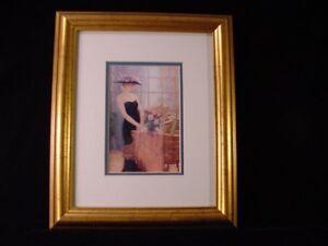 Small-Art-Print-Realism-Figures-By-Wisconsin-Artist-Lynn-Gertenbach-Framed