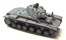 "Milicast BR40 1//76 Resin WWII Russian Heavy Tank KVI /""Ekranami/"" Turret M1940"