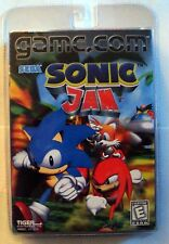 Sonic Jam Game.Com NEW SEALED!  Tiger GAME.COM