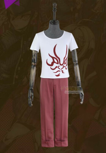 Danganronpa V3 Killing Harmony Momota Kaito Cosmic Pilot Uniform Cosplay Costume