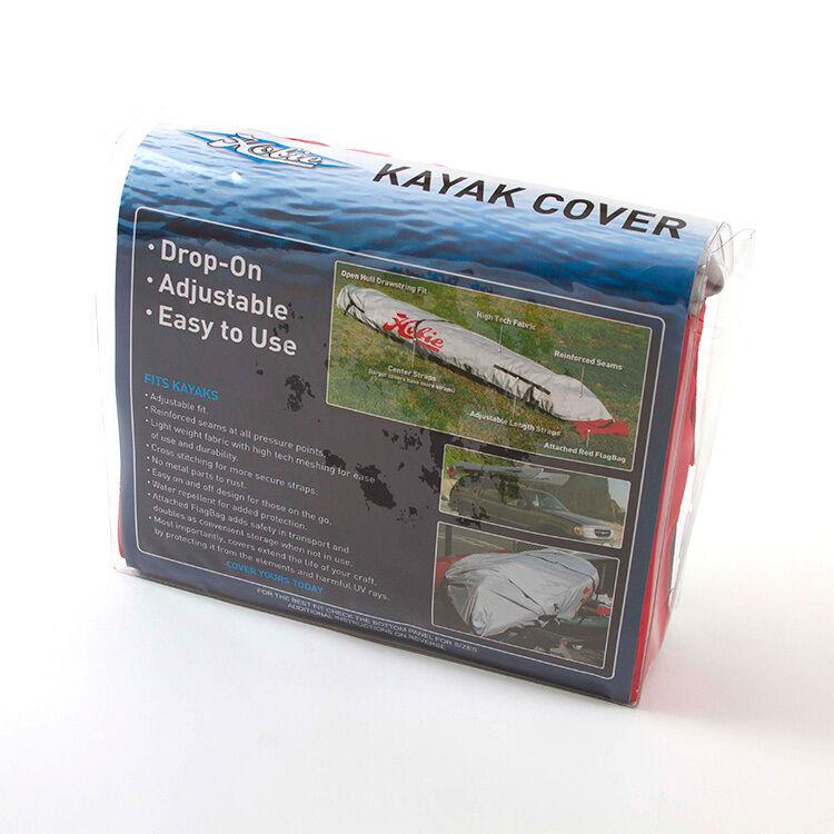 HOBIE UNIVERSAL FIT KAYAK COVER 14'-16' 6  X 76  -