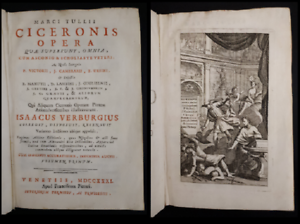 M-T-Cicerone-Opera-Omnia-Duodecim-Voluminibus-Comprehensa-12-vol-1731