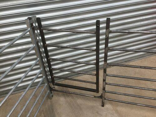 GATED SHEEP HURDLE MANY SIZES AVAILABLE HOT DIP GALVANISED