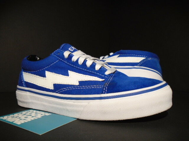 REVENGE x STORM II 2 2 2 VOL. 1 OFF THE SHTS ROYAL blu bianca OLD SKOOL SK8-HI 4 cec5c2