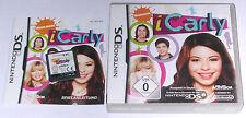 Spiel: ICARLY Nick Kinderspiel SERIE für Nintendo DS + Lite + Dsi + XL + 3DS