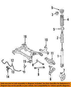 Image Is Loading Nissan Oem 07 13 Altima Rear Suspension Lateral