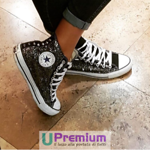 converse all star alte glitter
