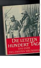 Hans Dollinger - Die letzten hundert Tage