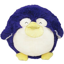 "SQUISHABLE Plush Mini PURPLE PENGUIN 7"" round stuff animal NEW LIMITED"
