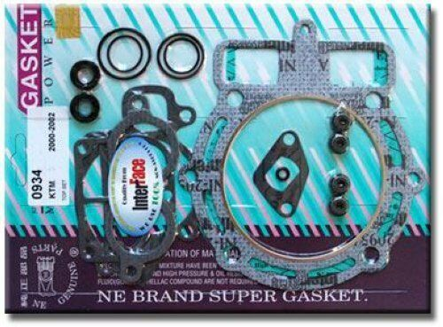 03-07 KTM Top End Gasket SX MXC EXC 400 400 XC-W 450 EXC SMS MXC 2000-2006