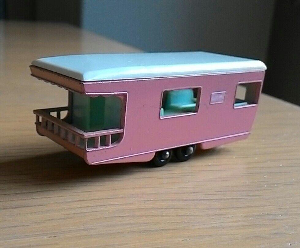 Trailer caravan matchbox series no.23