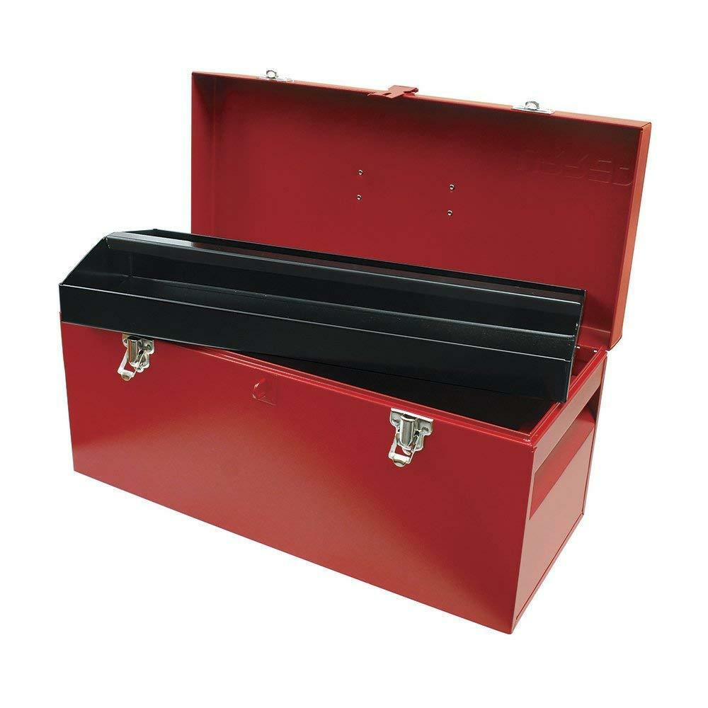 Urrea D6 20-Inch X 8-Inch X 9-Inch Tool Box