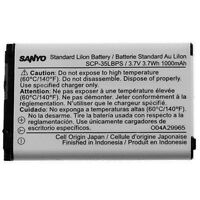 AUTHENTIC SANYO OEM SCP-35LBPS BATTERY FOR SCP-3810 MIRRO BOOST MOBILE