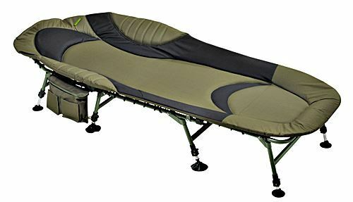 Pelzer Executive Bed Chair II 2,05x0, 85 M 8 legs