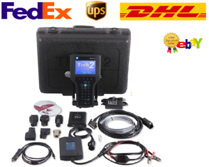 Details about Tech2 II scanner with candi module for  GM/SAAB/OPEL/SUZUKI/ISUZU/HOLDEN Free DHL