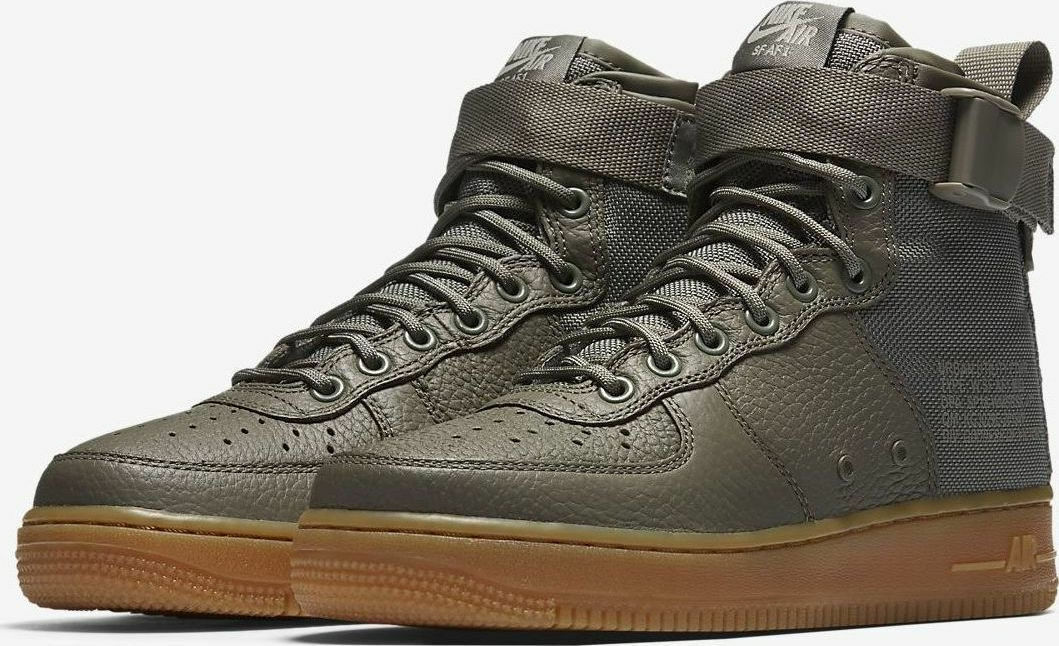 mujer Nike Air Force One One One 1 mid SF Special Field nuevo gr 37, 5 Dark stucco Jordan  las mejores marcas venden barato