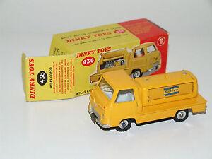 Camion compresseur Dinky 436 Atlas Copco