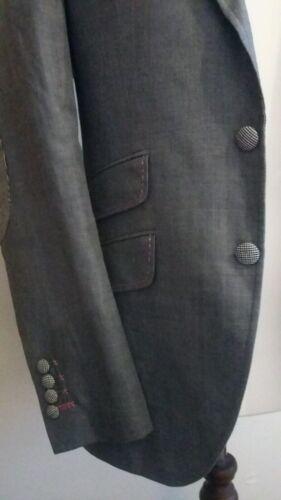 Gamekeeper Taglia 38 Giacca Grigio Uk 48 blazer Eu Holland Giacca Esquire sportiva UHqxwx5