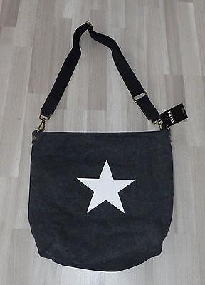 Tasche mit Stern Stern-Tasche Schultertasche NEU