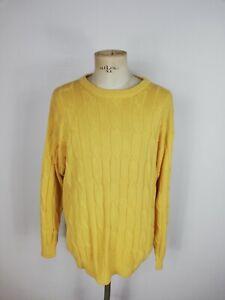 NAVIGARE-MAGLIONE-VINTAGE-Cardigan-Sweater-Jumper-Pullover-Tg-XL-Uomo