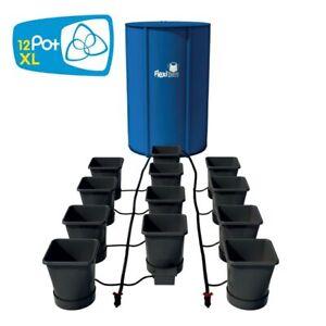 AutoPot 12 Pot XL System w/ 60 gal FlexiTank (6.6 gal pots) - AutoPot Water Syst
