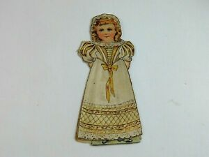 Twin-City-Yeast-Advertising-Girl-Paper-Doll-double-sided-clothes-St-Paul-MN