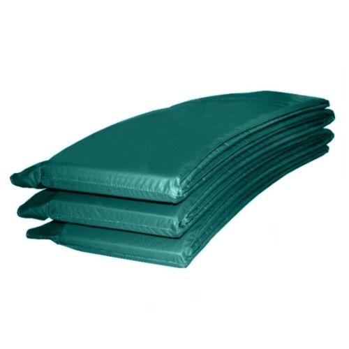 Randabdeckung Schutzplane extra breit in grün für Trampolin 305 bis 310 cm
