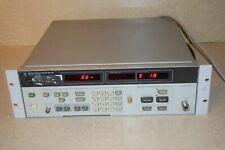 Hewlett Packard Hp 8970a Noise Figure Meter Sd4