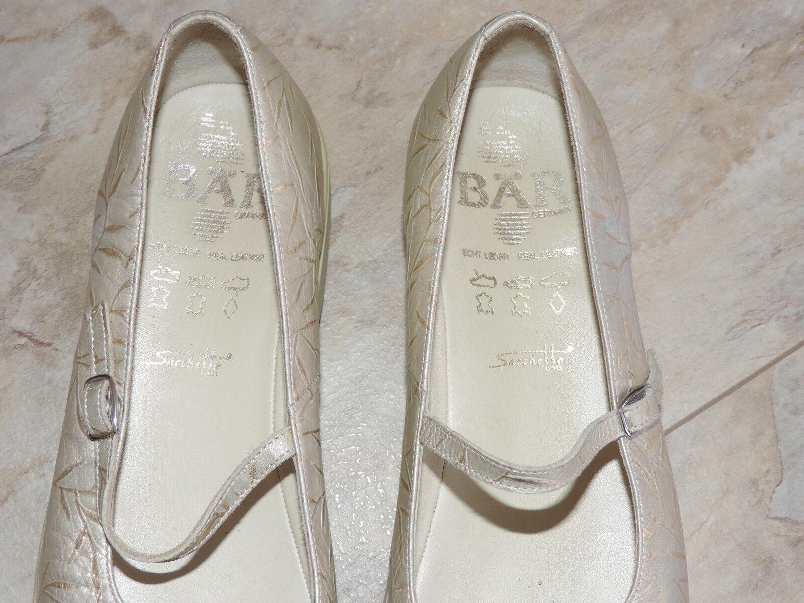 BÄR 7 Damenschuhe Ballerinas  Gr 7 BÄR 4956b2