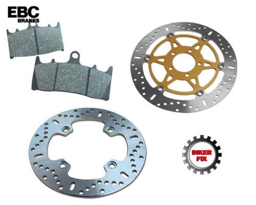Aprilia SR 125//150 99-02 EBC Front Brake Disc Rotor /& Pads
