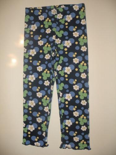 GYMBOREE FLOWER SHOWERS BLUE DAISY LEGGING 18 24 3T NWOT