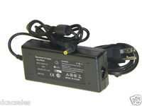 Ac Adapter Power Cord Charger Toshiba Satellite A135-s4477 A135-s4478 A135-s4487