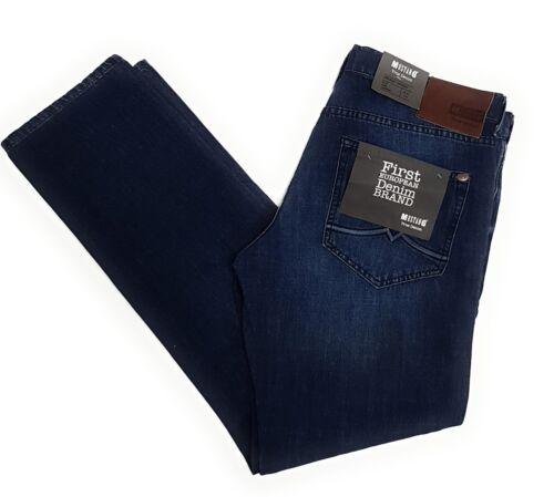 MUSTANG Herren Jeanshose Oregon Tapered Slim Low 1004663 Jeans Blau Blue 884