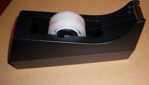 Klebefilmabroller Abroller Scotch C38 1 Rolle Klebeband Tischabroller Neu