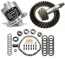 GM CHEVY 12 BOLT - TRUCK - 4.10 EXCEL RING AND PINION - DURAGRIP POSI - GEAR PKG