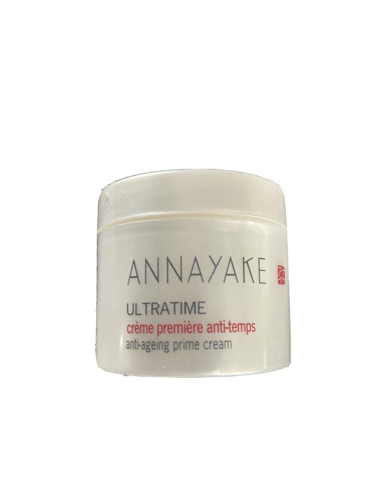 Annayake Ultratime Creme Premiere Anti temps, 15ml Neu