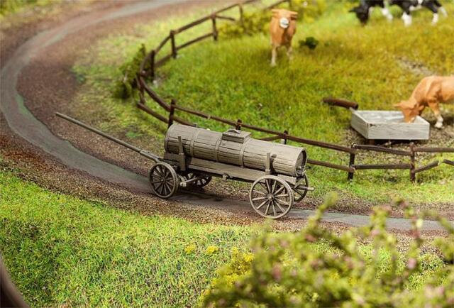 Faller H0 180386 Liquid Manure Wagon New