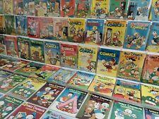 Walt Disney's Comics #95 200 Golden Age Full Run Lot Donald Duck Uncle Scrooge