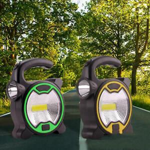 Portable-Outdoor-Camping-Handle-Lantern-COB-LED-Work-Light-Lamp-Spot-Flashlight